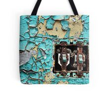 Turned Off Tote Bag