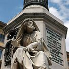 Column of the Immaculate Conception, Rome, Italy by buttonpresser