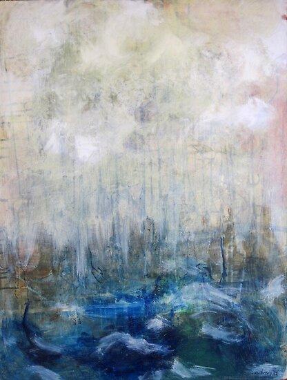 Turbulence by Linda  Hussey