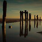 Ideographs Mirror by Ben Smith