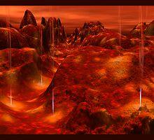 Geyser World by amthorfr