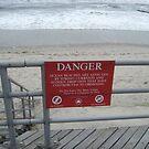 Danger Beach closed by Jacker