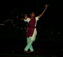 Classical Indian Dance by radharose
