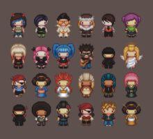 pixel peoples Kids Clothes
