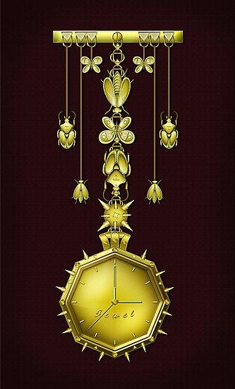 Timepiece by Cornelia Mladenova