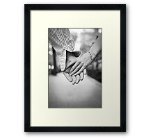 Live to Love II Framed Print