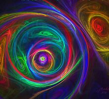 Round and Round by Julie Everhart
