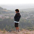 sola contemplates by elisabeth tainsh