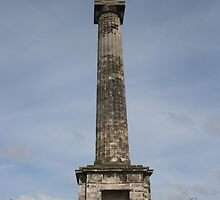 Norfolk Monument, Great Yarmouth by Dave Godden