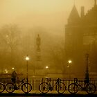 University Bicycles by amypalko
