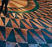 Walking on the Sun by Kevin Bergen