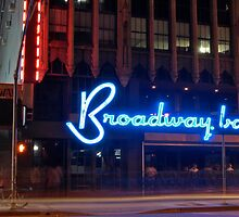 """Broadway Bar"" by Tony Edwards"