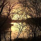 Riverbend Sunset by kenspics