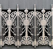 wrought iron by Christopher Biggs