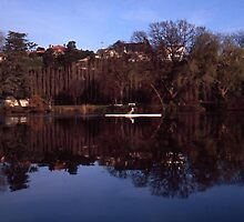 Derwent River Rower at New Norfolk by Derwent-01
