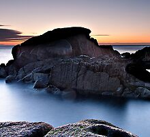 Sea rocks, by Stephen O'Connell