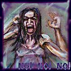 No! No! No! by DreddArt