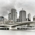 Brisbane, Australia by Bob Culshaw