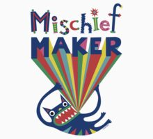 Mischief Maker by Andi Bird