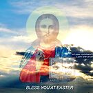 Bless you at EASTER by kindangel
