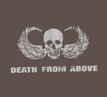 Death From Above (no background) T-Shirt