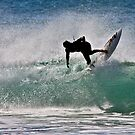 SilOUETTE surfer by RedMonkey Photography