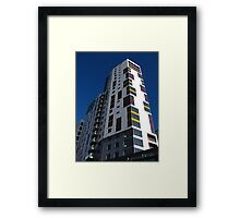 Soaring Tower ( The Mill, Ipswich ) Framed Print
