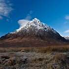 Buachaille Etive Mor by Ben Malcolm