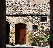 La casita numero cinco. by Tigersoul