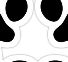 Cat Paw Meow Sticker