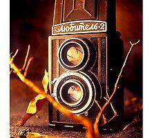 Grandpa's Camera... by Pradnya Gulawani