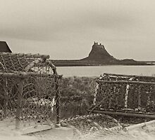 Lindisfarne - Holy Island by David Lewins