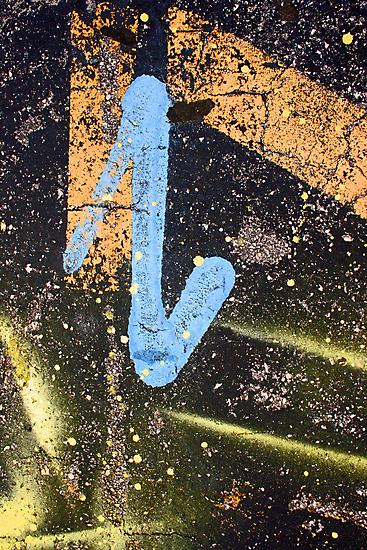 Looking Down by Lynne Prestebak
