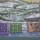 Country Quilt by artrme