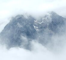 Austrian mountains by BeckieMaynard