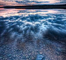 Reflected Sky by Gerry Chaney