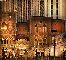 Vegas - Venetian - A touch of Sicily by Mike  Savad