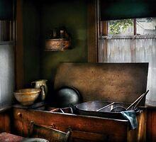 Kitchen - The Kitchen Sink by Mike  Savad