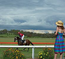 Watching the Races - Walcha by bec87