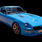 Datsun 260Z by Paul Gilbert