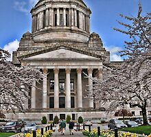 Legislative Building ~ Washington State by TeresaB