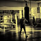 Boxing by David Petranker