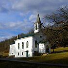 St. Malachey's Catholic Church by wiscbackroadz