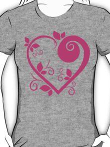 Stylish Heart T-Shirt