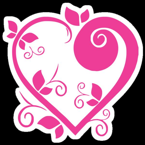 Stylish Heart by KimberlyMarie