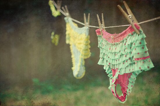 .laundry day (pt.2). by Erika Ross