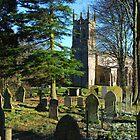 St. Andrew's Aysgarth by Brendan Buckley