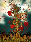 The Tree of Hearts by RC deWinter