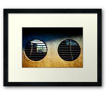 Hypnotise Framed Print