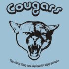 Cougars by toddmreed